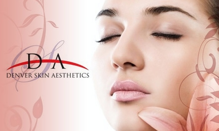 Denver Skin Aesthetics - City Park West: $55 for a Diamond Tome Microdermabrasion at Denver Skin Aesthetics ($125 Value)