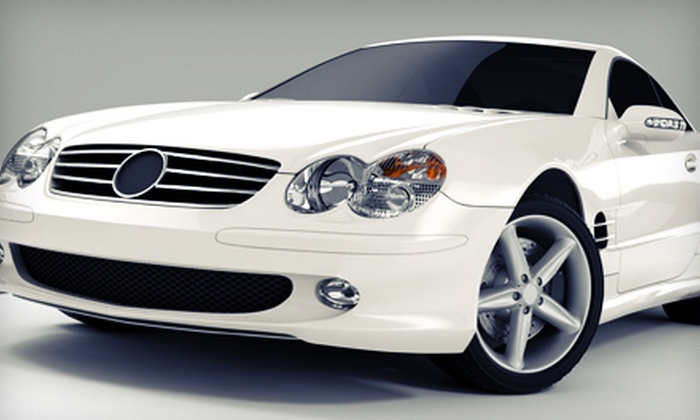 Executive Look Auto Detailing - Santa Ana Heights,South Main: Executive Luxury Detail Package for Car, Truck, or SUV at Executive Look Auto Detailing in Irvine (Up to 60% Off)