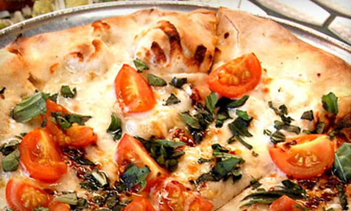 Campania Pizza - Multiple Locations: $10 for $20 Worth of Italian Fare at Campania Pizza
