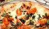 Campania Pizza- West Village - Multiple Locations: $10 for $20 Worth of Italian Fare at Campania Pizza