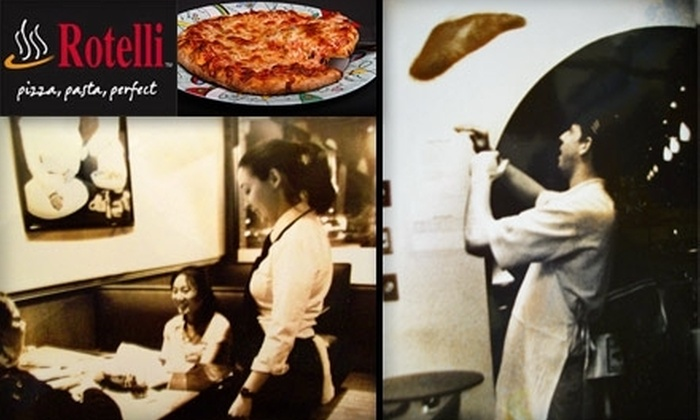Rotelli - Gahanna: $8 for $16 Worth of Food and Drinks at Rotelli