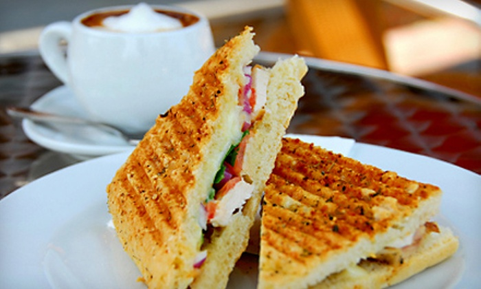 Catalina Café - Tallahassee: $9 for Café Meal for Two at Catalina Café (Up to $20.46 Value)