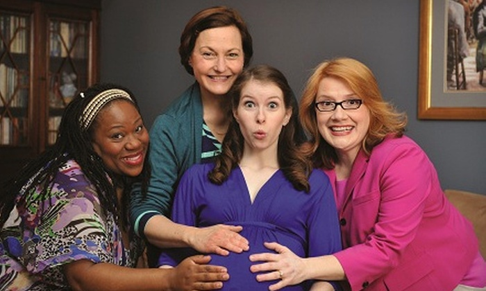 """""""Motherhood the Musical"""" - Lincoln Park: $25 to See """"Motherhood the Musical"""" at the Royal George Theatre ($63.80 Value). 14 Showtimes Available."""