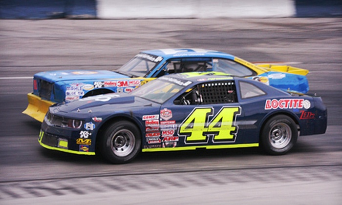 Delaware Speedway - Delaware: $19 for Speedway Outing with Hotdogs and Sodas for Two at Delaware Speedway ($45 Value)