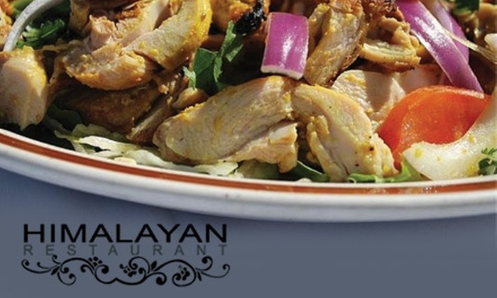 Himalayan Restaurant - Seward: $10 for $20 Worth of Nepalese Food and Drink at Himalayan Restaurant
