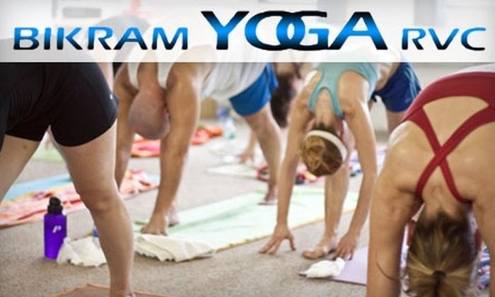 Bikram Yoga Rockville Center - Rockville Centre: $49 for One Month of Unlimited Bikram Yoga at Bikram Yoga Rockville Centre ($180 Value)