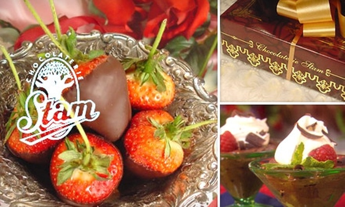 Chocolaterie Stam - Papillion: $10 for $20 Worth of Treats at Chocolaterie Stam in Papillion