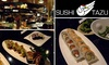 Sushi Tazu - Cherry Creek: $10 for $25 Worth of Sushi, Sake, and More at Sushi Tazu