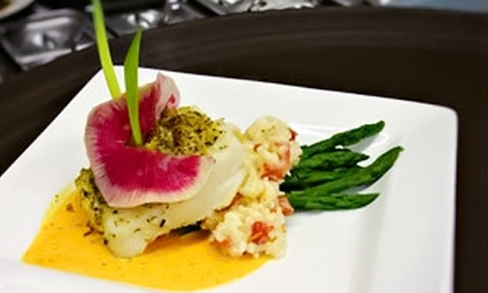 Barker Tavern - Scituate: $25 for $50 Worth of Fine Dining Fare at Barker Tavern in Scituate