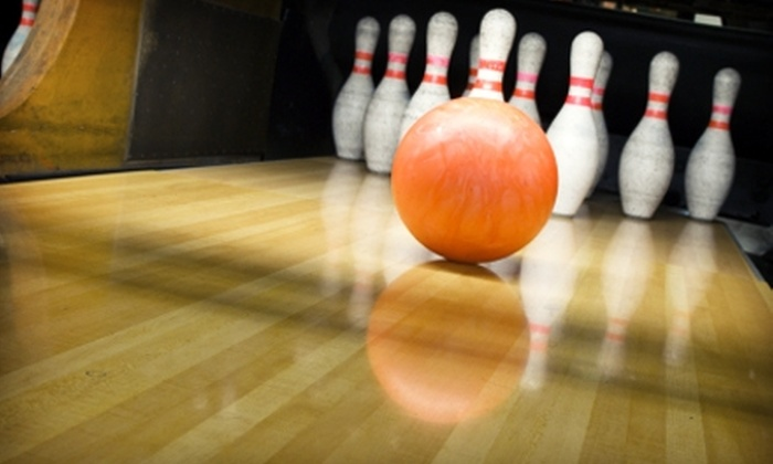 Bel Mateo Bowl - Sugarloaf: $16 for Four Games and Two Shoe Rentals at Bel Mateo Bowl in San Mateo