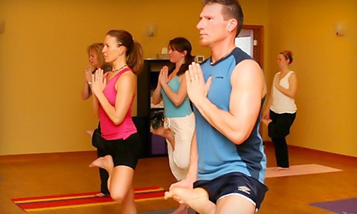 Yoga 4 You - Minneapolis / St Paul: $25 for Five Yoga Classes at Yoga 4 You in Savage (Up to $65 Value)