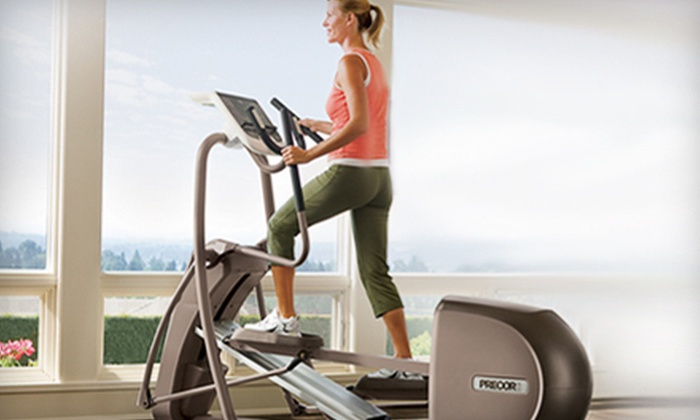 Push Pedal Pull - West Omaha: Fitness Equipment at Push Pedal Pull (Up to 60% Off). Two Options Available.