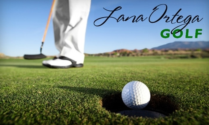 Lana Ortega Golf - Green Valley Ranch: $65 for a 45-Minute Private Golf Lesson at Lana Ortega Golf (Up To $150 Value)