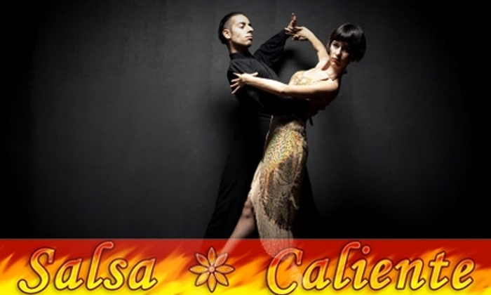 Salsa Caliente - Mandarin Station/Losco: $25 for Five Drop-In Salsa Classes at Salsa Caliente ($60 Value)