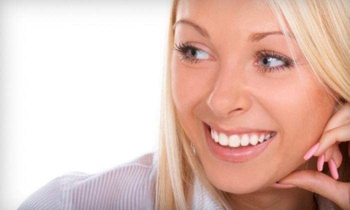 White Shade Express Teeth Whitening - Cityview - Skyline - Fisher Heights: $79 for a Power Teeth Whitening at White Shade Express Teeth Whitening ($203.34 Value)