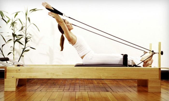 Fusion Pilates Asheville - Downtown Asheville: $80 for Three Private Pilates Classes at Fusion Pilates Asheville ($195 Value)