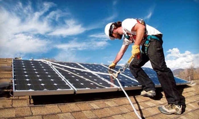 Solaire Energy Systems - Core-Columbia: Home Solar-Power Systems from Solaire Energy Systems. Two Options Available.