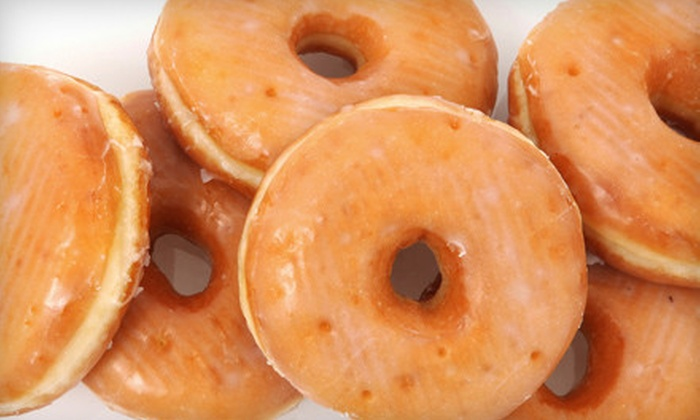 Dyar's Daylight Donuts - Hoover: Dozen Donuts and Two Large Coffees or Two Dozen Donuts and Four Large Coffees at Dyar's Daylight Donuts (Up to 54% Off)
