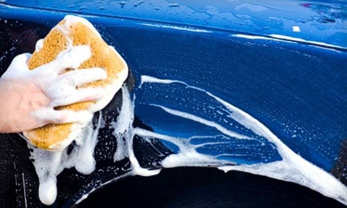 Bubbles Car Wash - Dorchester: $25 for a Three-Pack of Triple Bubble Car Washes at Bubbles Car Wash ($54 Value)