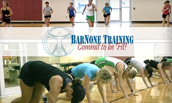 BarNone Training - Multiple Locations: $26 for a Three-Week BarNone Training Boot Camp