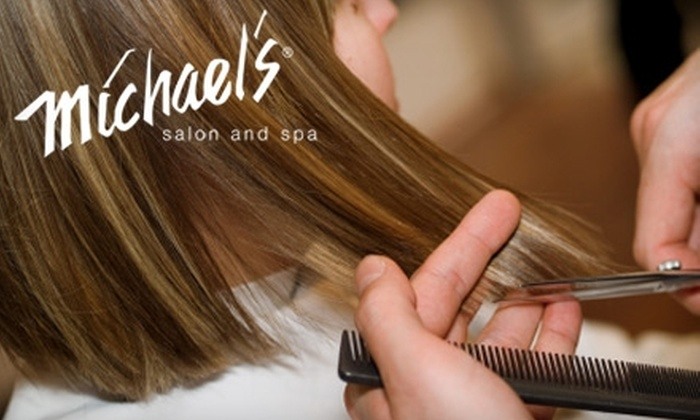 Michael's Salon and Spa - Centerville: $14 Haircut at Michael's Salon and Spa in Centerville ($28 Value)