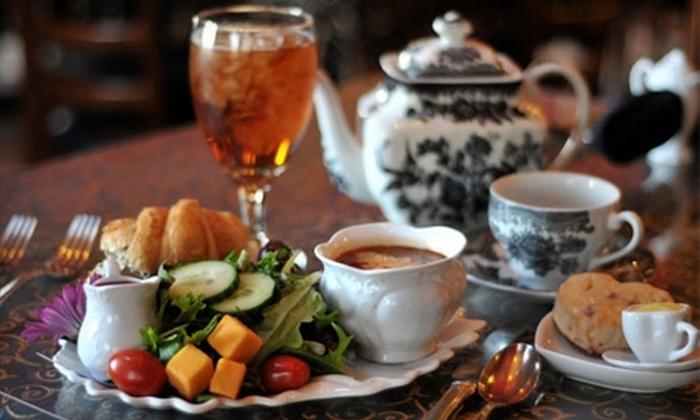 Inspirations Tea Room - Edmond: $5 for $10 Worth of Light Fare, Tea, and More at Inspirations Tea Room in Edmond