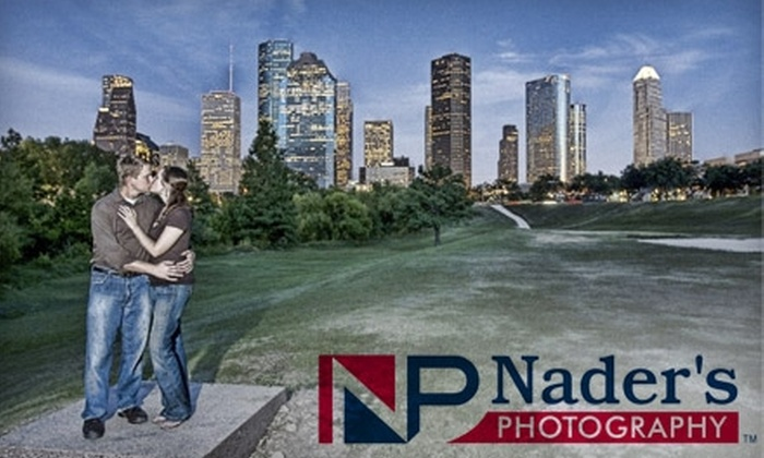 "Nader's Photography - Houston: $70 for an On-Location Photo Session and a 16""x20"" Print of Your Favorite Image from Nader's Photography ($320 Value)"