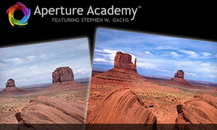 Aperture Academy - Campbell: $65 for an Introduction-to-Photography Workshop at Aperture Academy ($135 Value)
