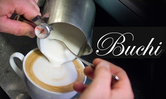 Buchi Cafe Cubano - Highland: $10 for $20 Worth of Cuban Coffee and Sandwiches at Buchi Cafe Cubano in Sunnyside