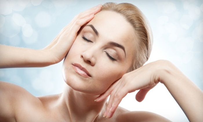 Harmony Beauty Spa - Multiple Locations: One or Three Nonsurgical Face-Lifts at Harmony Beauty Spa