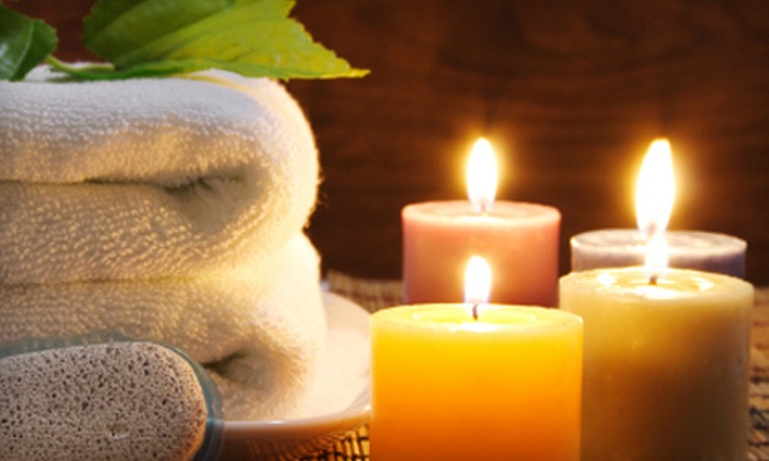 Eastside Oasis Day Spa & Massage Therapy - Wilburton - NE 8th St: Three-Hour Spa Package or Choice of Services at Eastside Oasis Day Spa & Massage Therapy in Bellevue. Choose from Three Options.