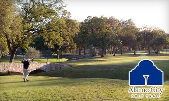 Alamo City Golf Trail - Multiple Locations: $60 for Two Rounds of Golf on Different Courses, Two Cart Rentals, and One Bucket of Balls at Alamo City Golf Trail (Up to $125 Value)