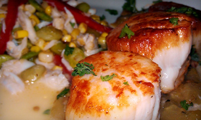 Oakwood Bistro - Oakland/Winchell: $10 for $20 Worth of Modern Global Fare at the Oakwood Bistro