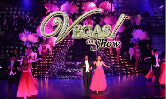 "Vegas! The Show - The Strip: $45 for One General-Admission Ticket to ""Vegas! The Show"" at Saxe Theater"