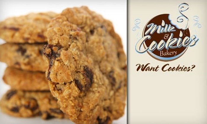 Milk & Cookies Bakery - New York City: $12 for a Baker's Dozen of Cookies at Milk & Cookies Bakery ($24 Value)