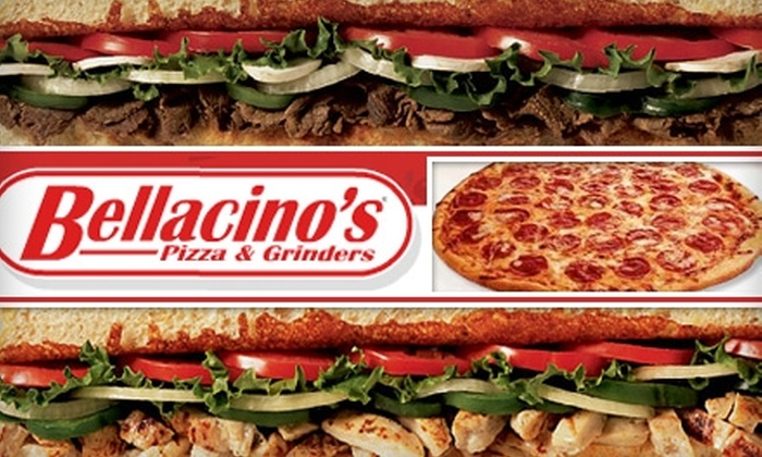 Bellacino's - The Southampton: $5 for $10 Worth of Grinders and Pizza at Bellacino's Pizza & Grinders