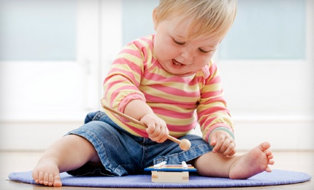Kindermusik Village Class for Parents and for Kids Ages Newborn18 months (a $115 value) - Class Act Performing Arts Studios in Regina