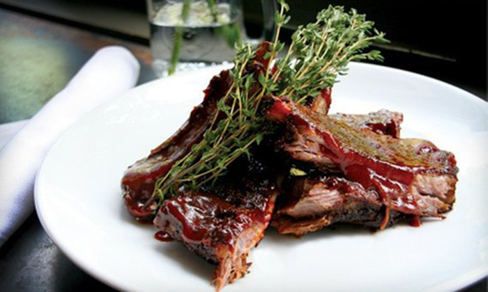 Kitchen 2404 - Washington DC: $15 for $30 Worth of Upscale Comfort Fare for Dinner at Kitchen 2404