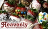 Heavenly Chocolate Creations - Murray Hill: $8 for $16 Worth of Sweets at Heavenly Chocolate Creations