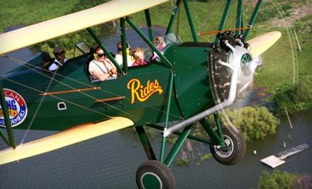 Biplane Rides of America - Biplane Rides of America in Middleton