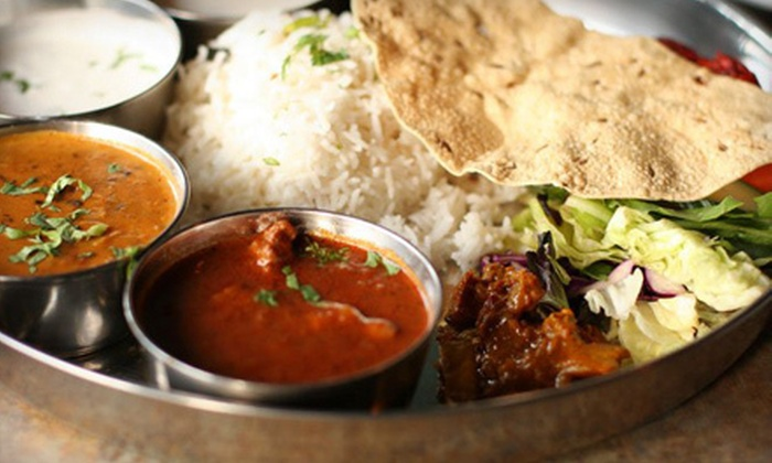 Indian Chillies - Pembroke Pines: $10 for $20 Worth of Indian Fare at Indian Chillies in Pembroke Pines