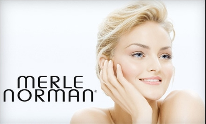 Merle Norman Day Spa and Boutique - Smyrna: Spa Treatments at Merle Norman Day Spa and Boutique in Smyrna. Choose from Three Options.