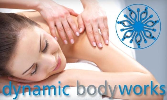 Dynamic Bodyworks - Highland: $54 for an Integrative Bodywork 90-Minute Massage from Dynamic Bodyworks ($110 Value)