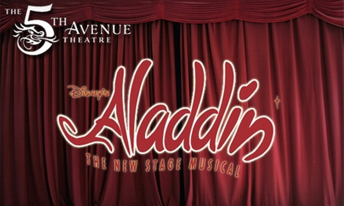 5th Avenue Theatre - Central Business District: $99 for a Three-Show Package at The 5th Avenue Theatre ($184.50 Value)