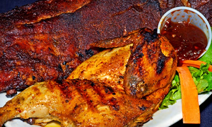 Mill Creek Cattle Co. - Mentone: $20 for $40 Worth of Smokehouse Fare and Drinks at Mill Creek Cattle Co. in Mentone