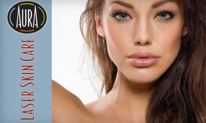 418073e9 Aura Laser Skin Care in - Kirkland, Washington | Groupon