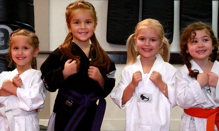 USA Karate & Fitness - Multiple Locations: $185 for Kids' Summer Karate Camp at USA Karate & Fitness ($520 Value)