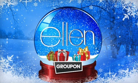 VIP Experience for 2: Back-to-Back Tapings on Thursday, December 1 - The Ellen DeGeneres Show in Burbank