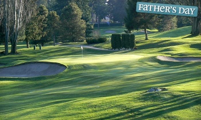 Glen Acres Golf & Country Club - Riverton-Boulevard Park: $99 for One-Month Golf Membership at Glen Acres Golf & Country Club in Seattle ($289.45 Value)