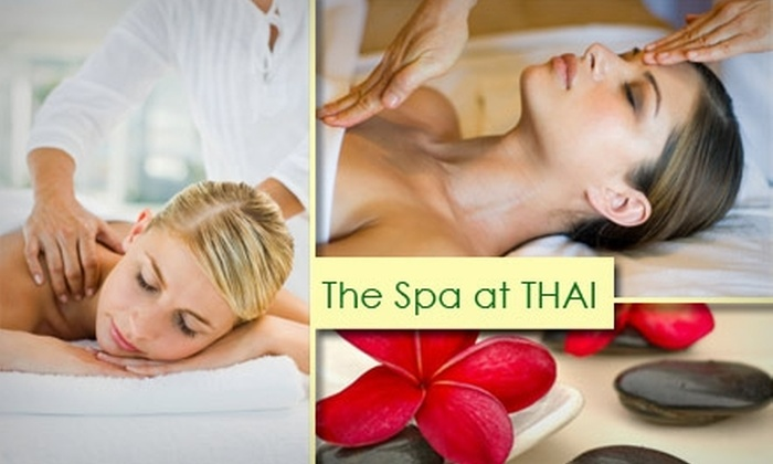 The Spa & Clinic at Texas Healing Arts Institute - Crestview: $38 for a One-Hour Customized Massage at The Spa & Clinic at Texas Healing Arts Institute